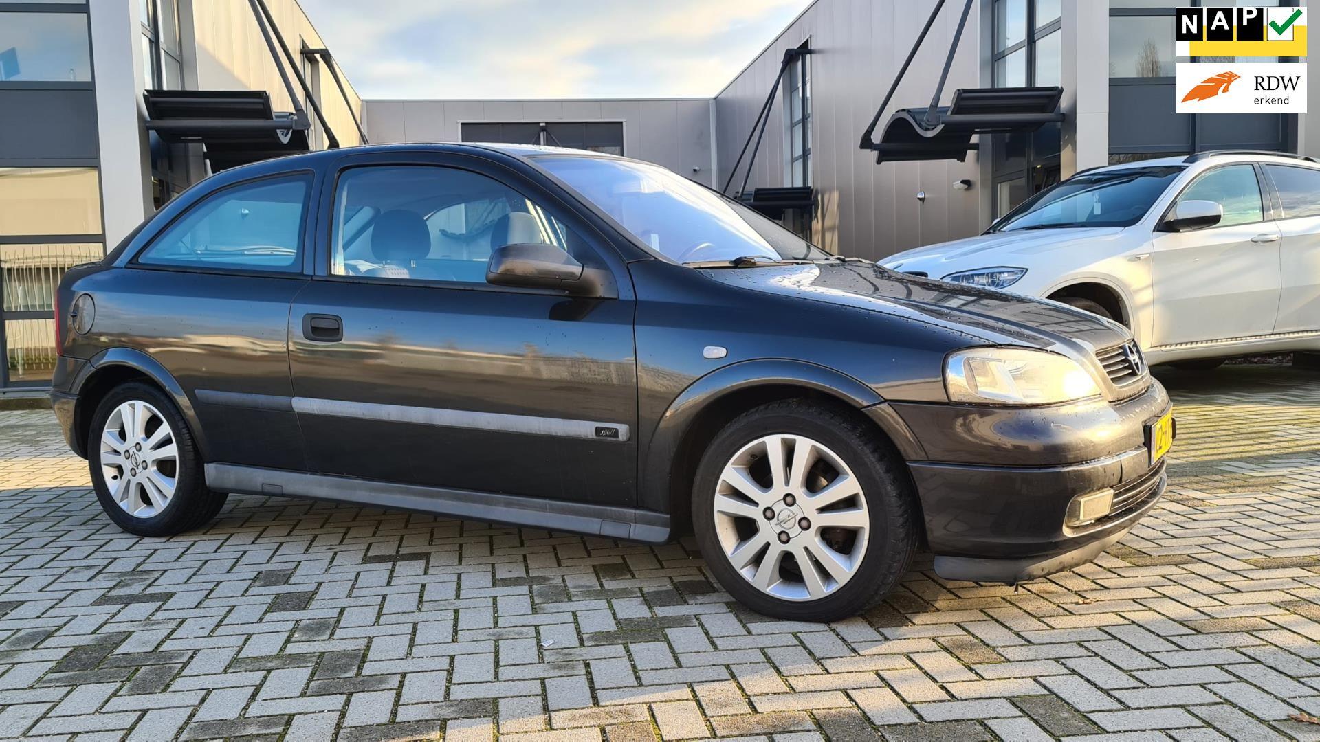 Opel Astra occasion - Weerterveld Auto's
