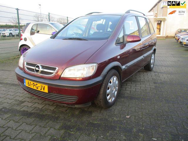 Opel Zafira occasion - Harry Jakab Auto's
