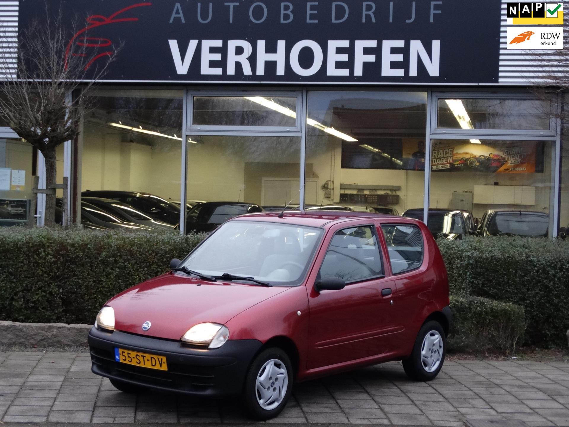 Fiat 600 occasion - Autobedrijf Verhoefen