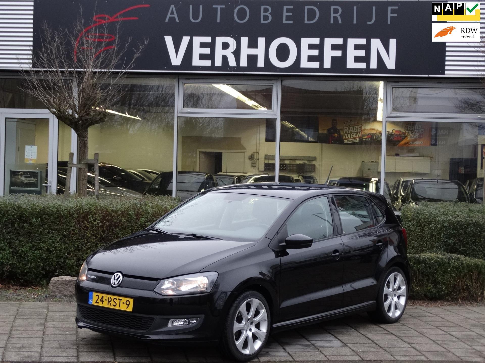 Volkswagen Polo occasion - Autobedrijf Verhoefen