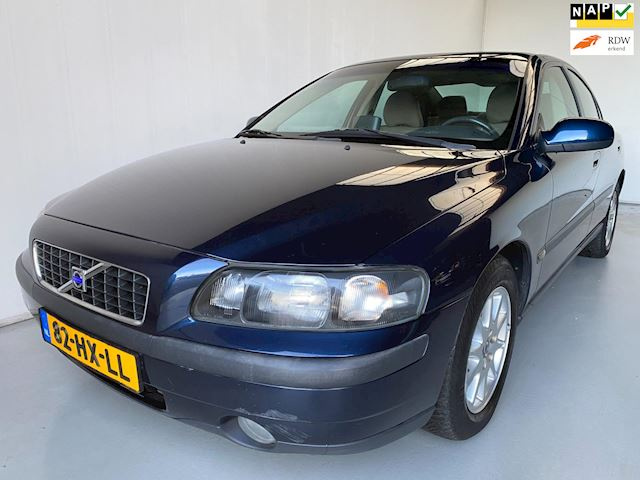 Volvo S60 2.4 Automaat PDC Climate+Cruise control