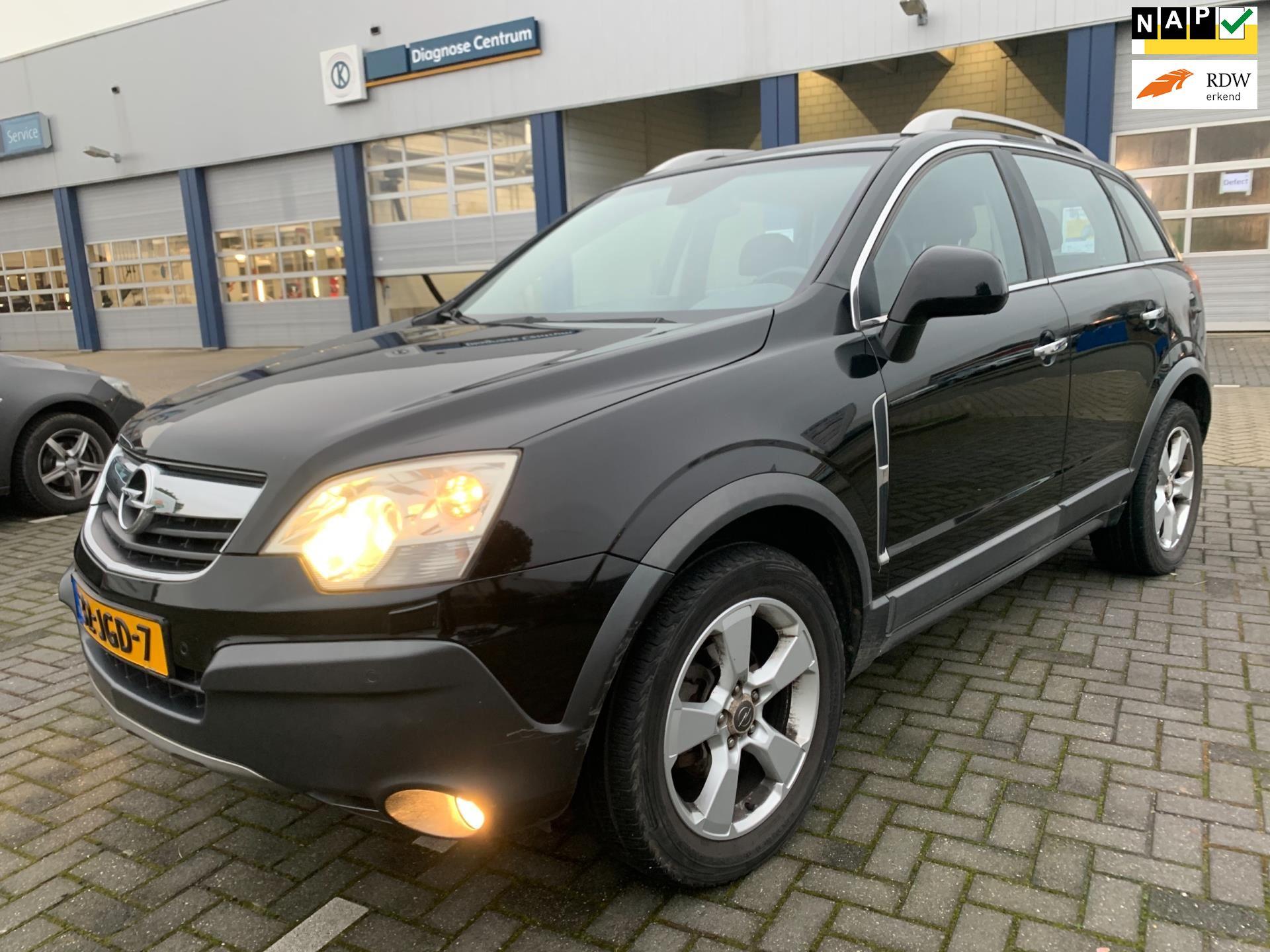 Opel Antara occasion - Van der Made Auto's