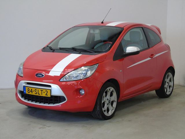 Ford Ka 1.2 Grand Prix start/stop (BJ 2011)
