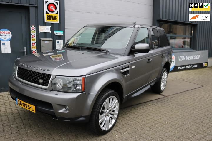 Land Rover Range Rover Sport occasion - Bosch Workshoppartner VDV Automotive B.V.