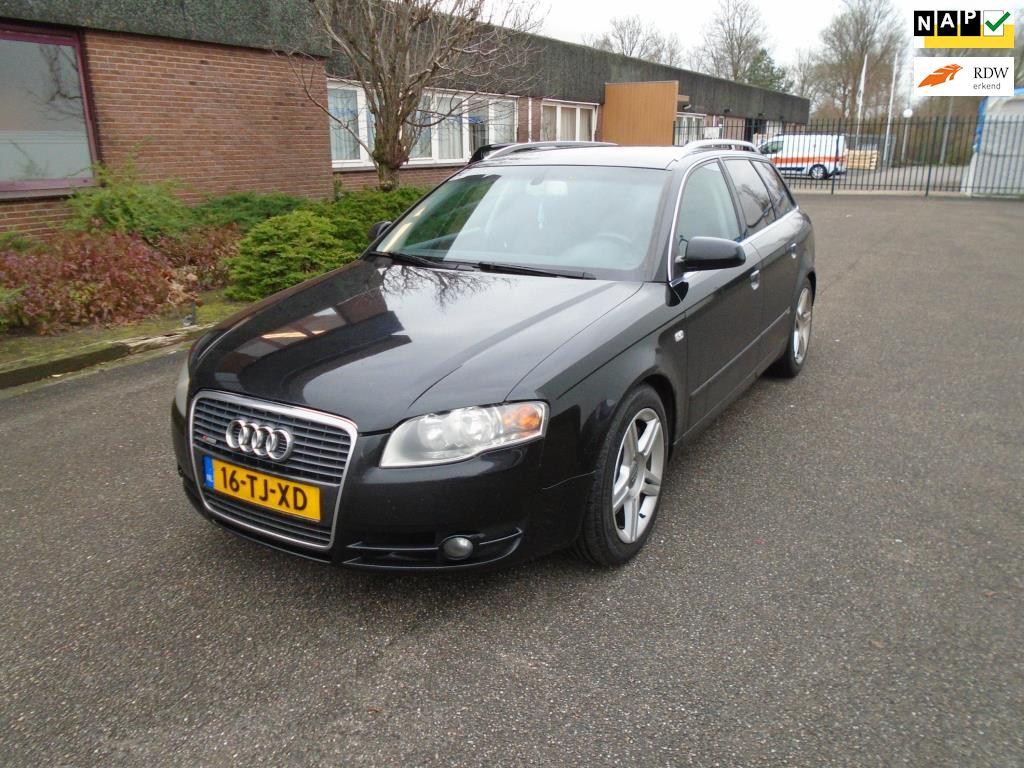 Audi A4 Avant occasion - Handelsonderneming Druten