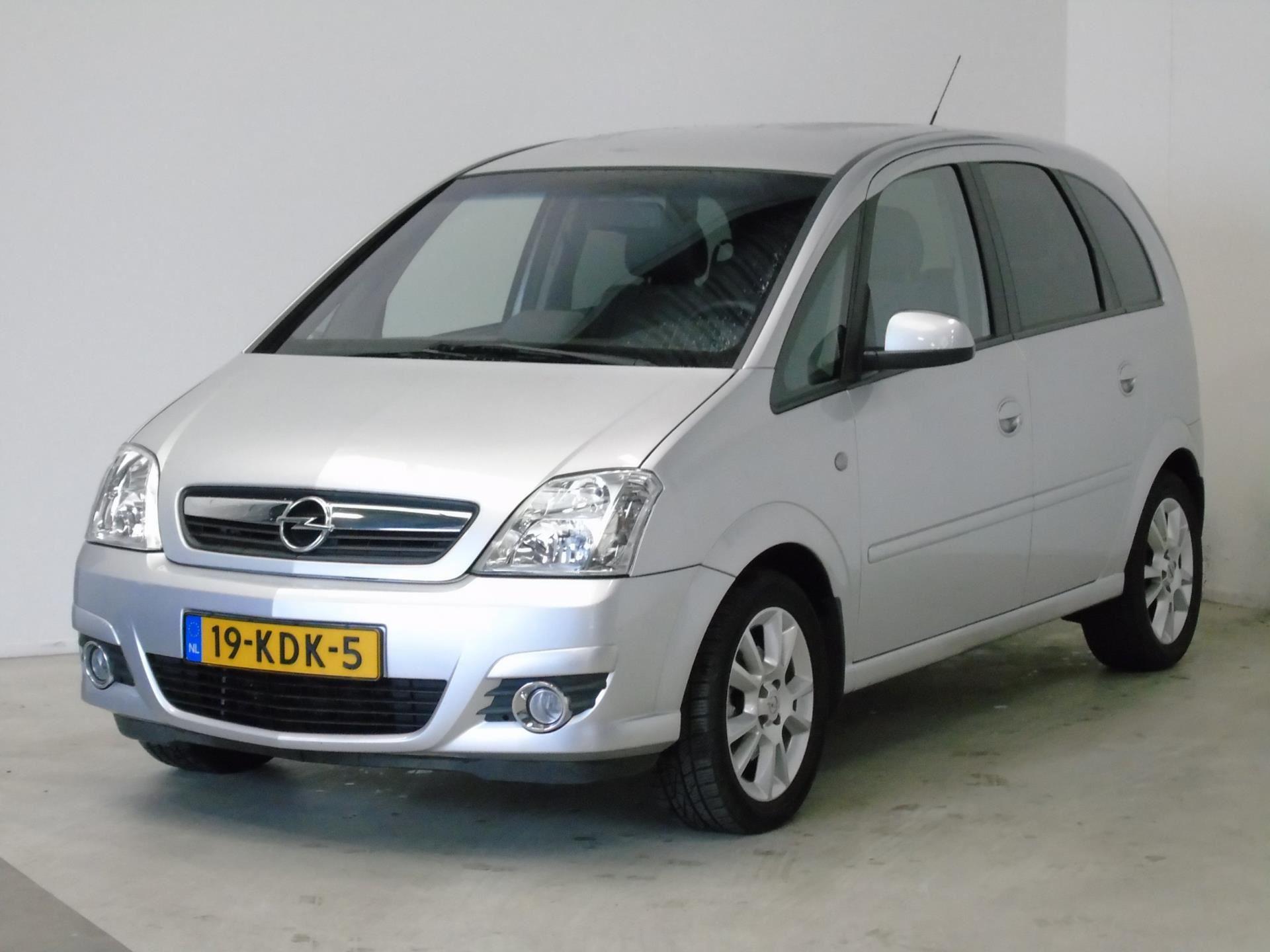 Opel Meriva occasion - van Dijk auto's