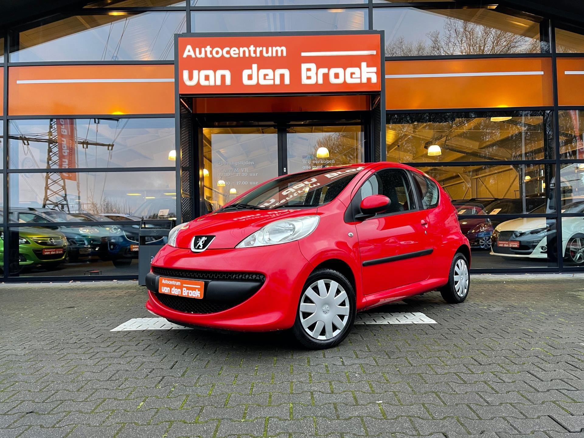 Peugeot 107 occasion - AutoCentrum A. van Den Broek