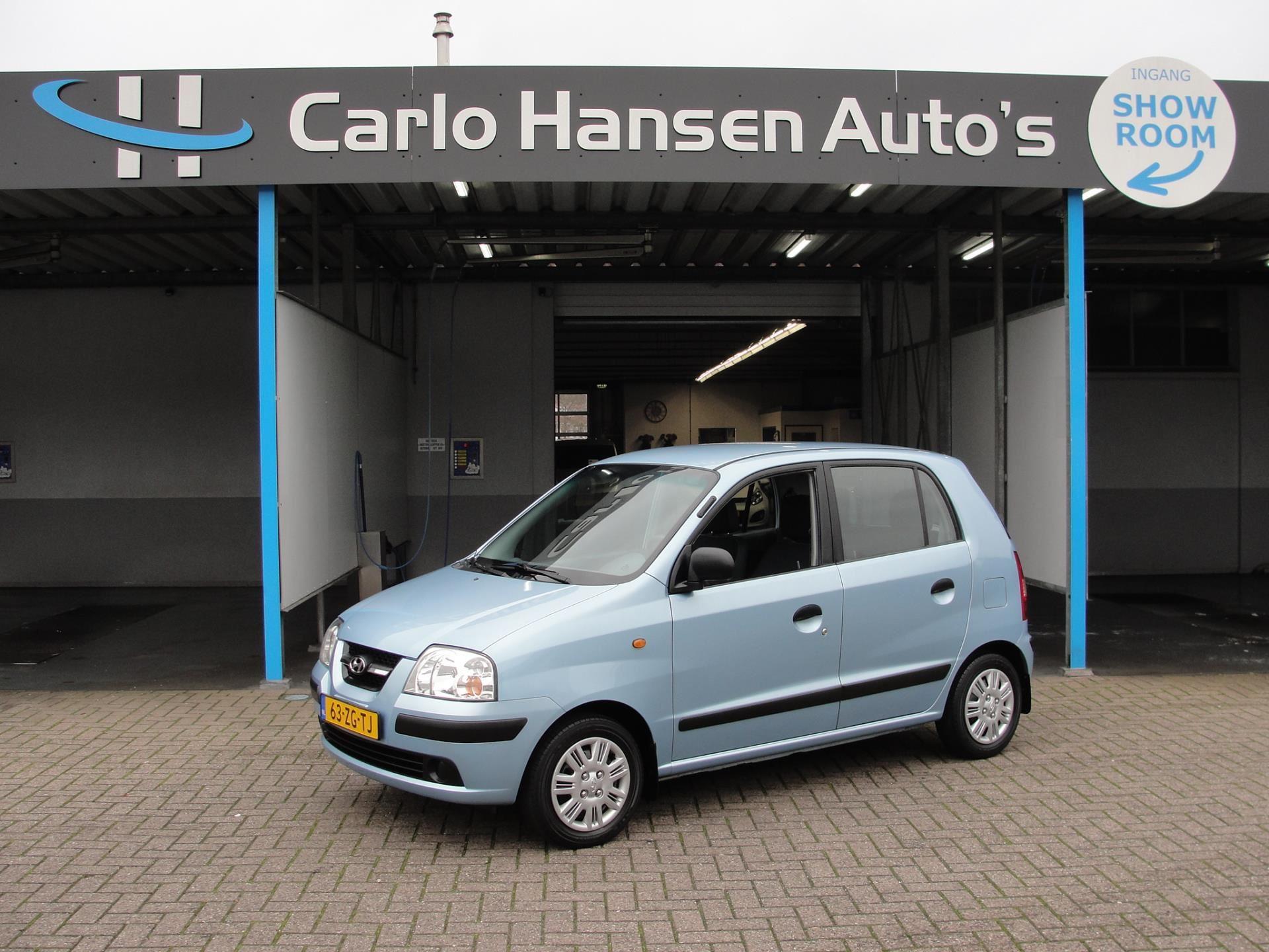 Hyundai Atos occasion - Autobedrijf Carlo Hansen