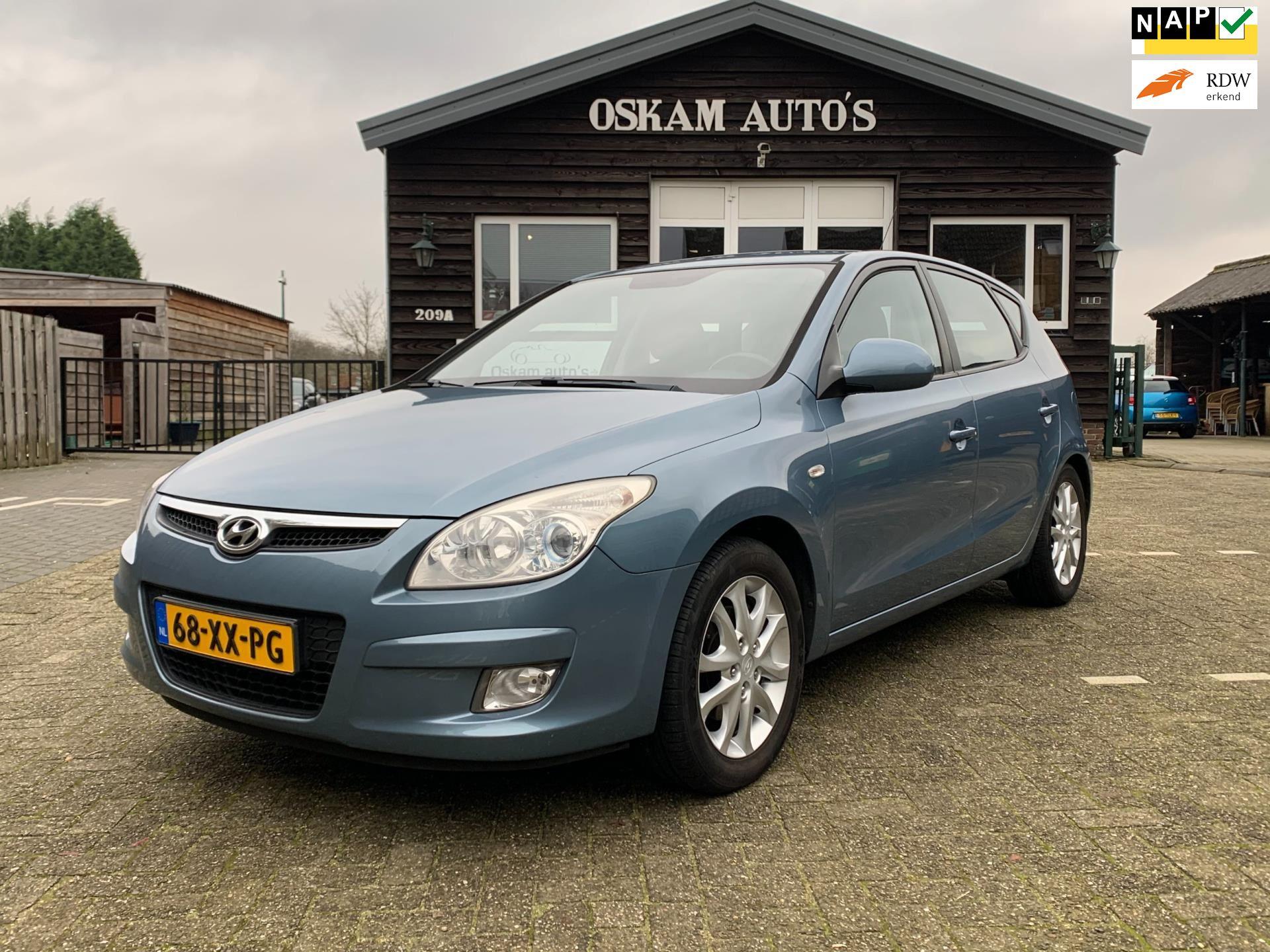 Hyundai I30 occasion - Oskam Auto's