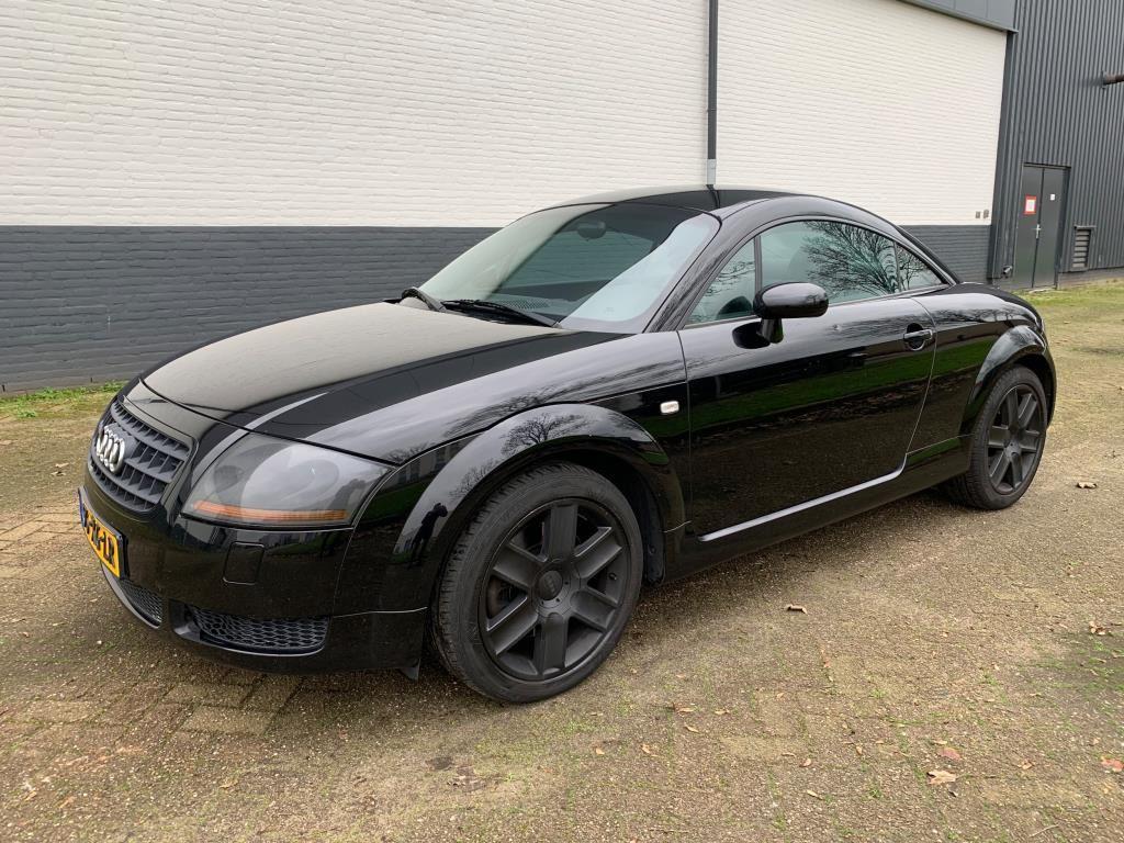 Audi TT occasion - Autobedrijf De Laak Bv