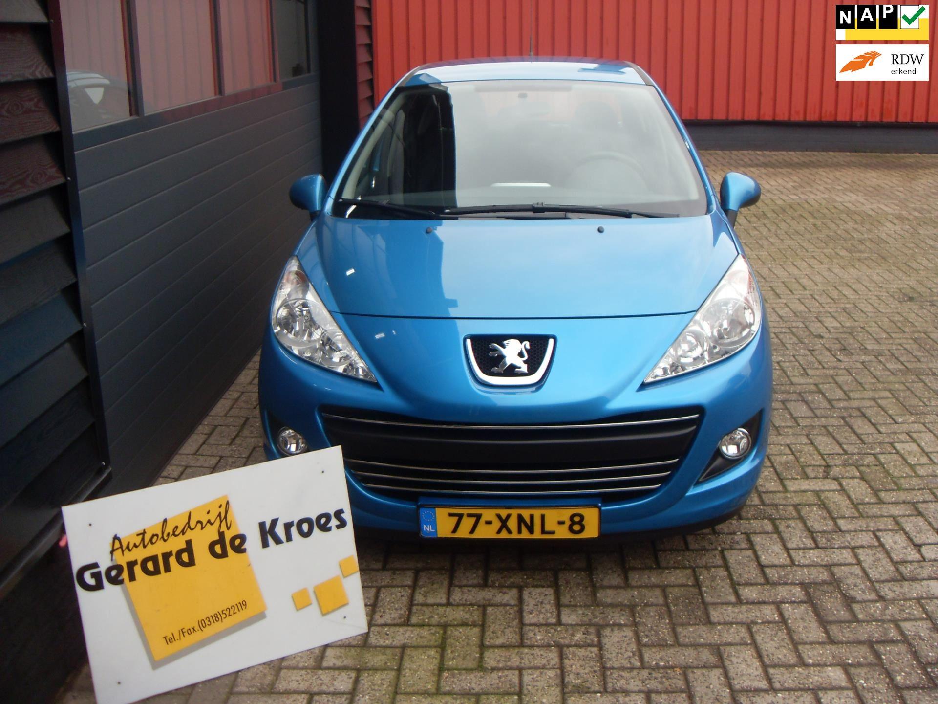 Peugeot 207 occasion - Autobedrijf Gerard de Kroes