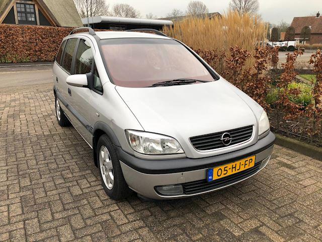 Opel Zafira 1.8-16V automaat 7 zit apk 19-07-2021