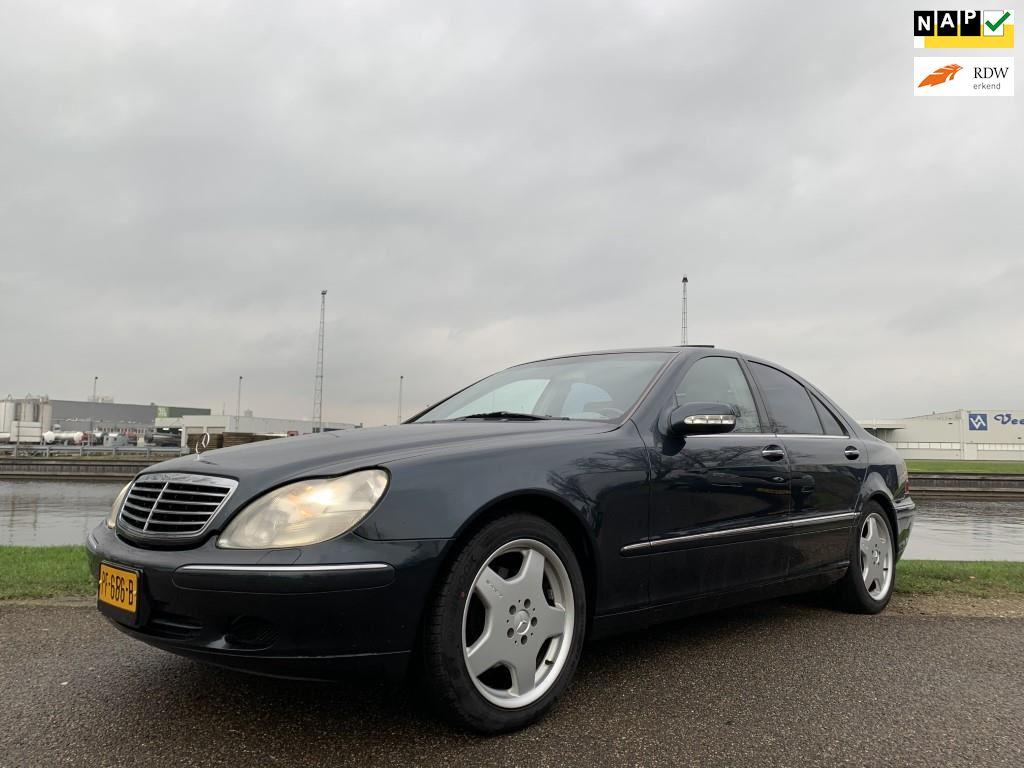 Mercedes-Benz S-klasse occasion - Autobedrijf Neervoort