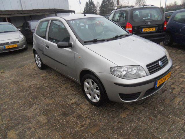 Fiat Punto occasion - Luttmer Autoservice