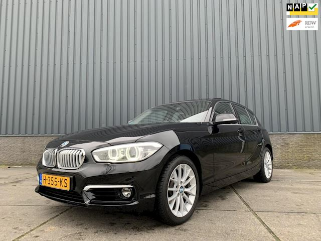 BMW 1-serie 120i Edition Sport Line Shadow High Executive Aut