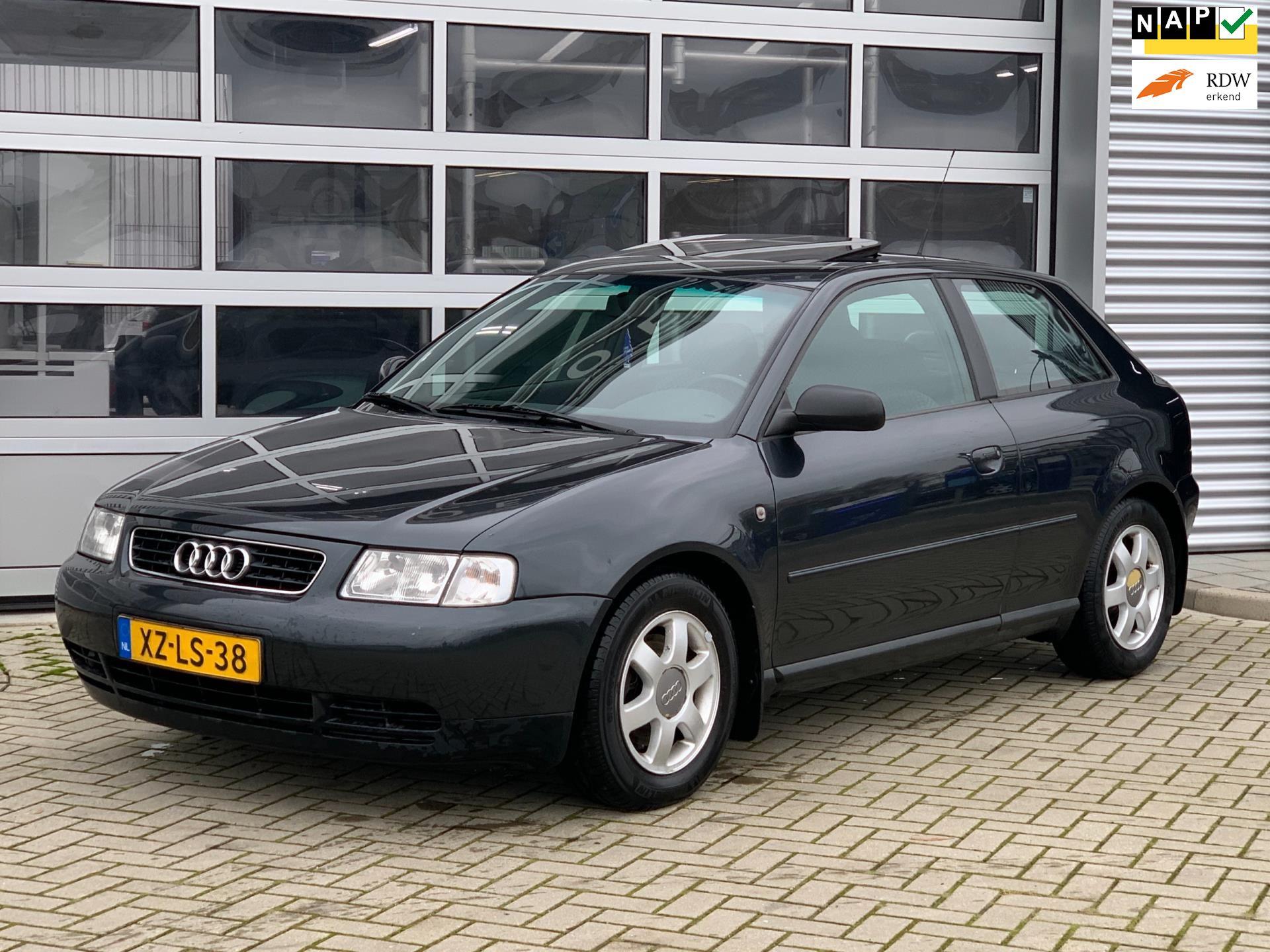 Audi A3 occasion - Autobedrijf M. Massop