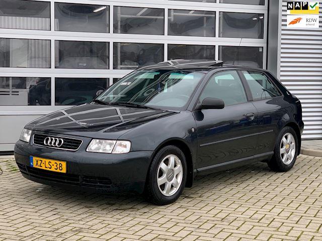 Audi A3 1.8 5V Turbo Ambition bj.1999 Opendak|Nette staat.