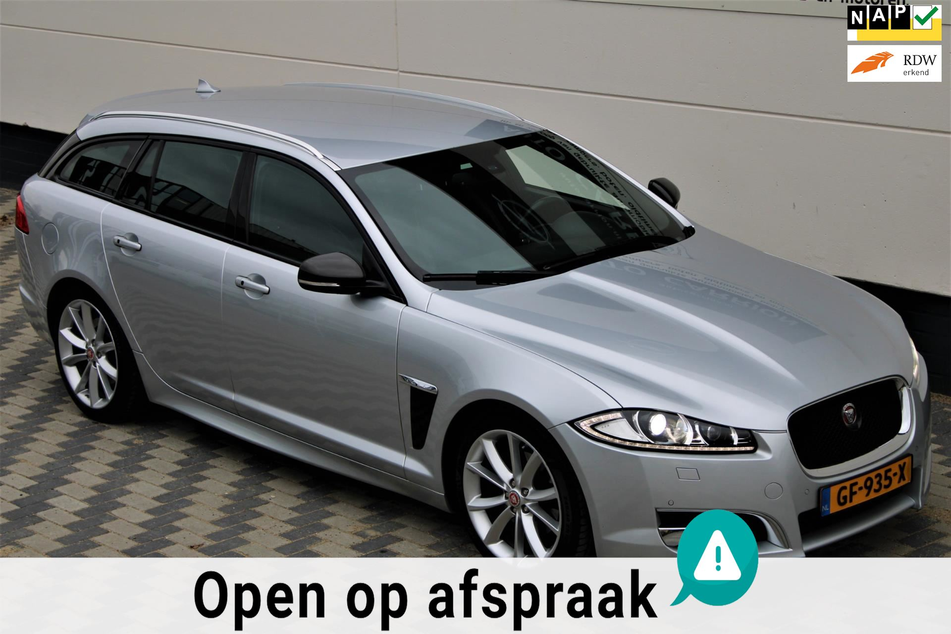Jaguar XF Sportbrake occasion - CARRION