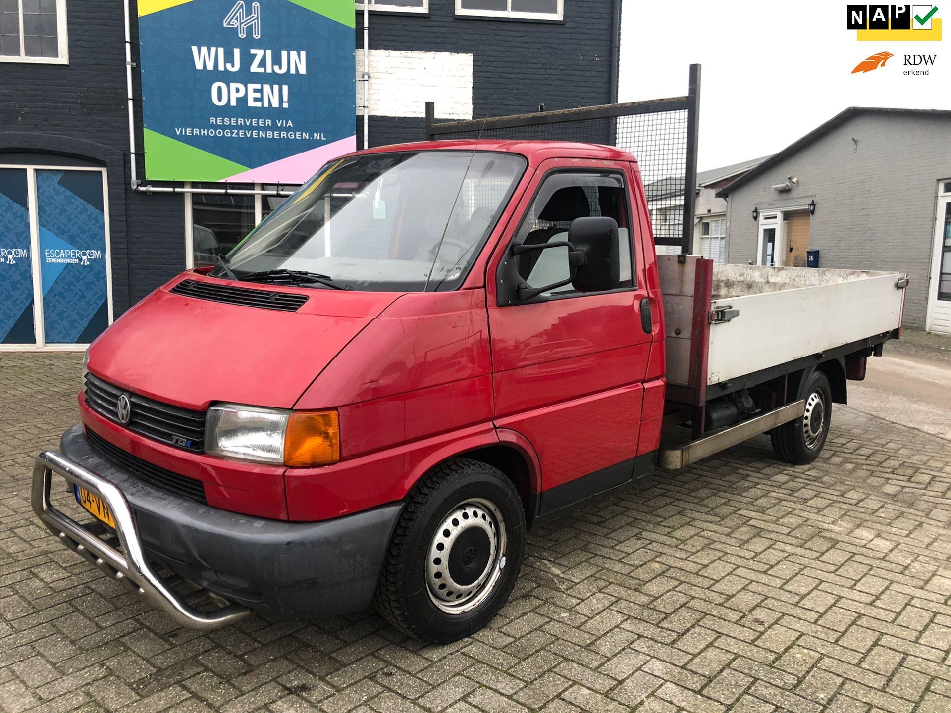 Volkswagen Transporter occasion - Limited Car