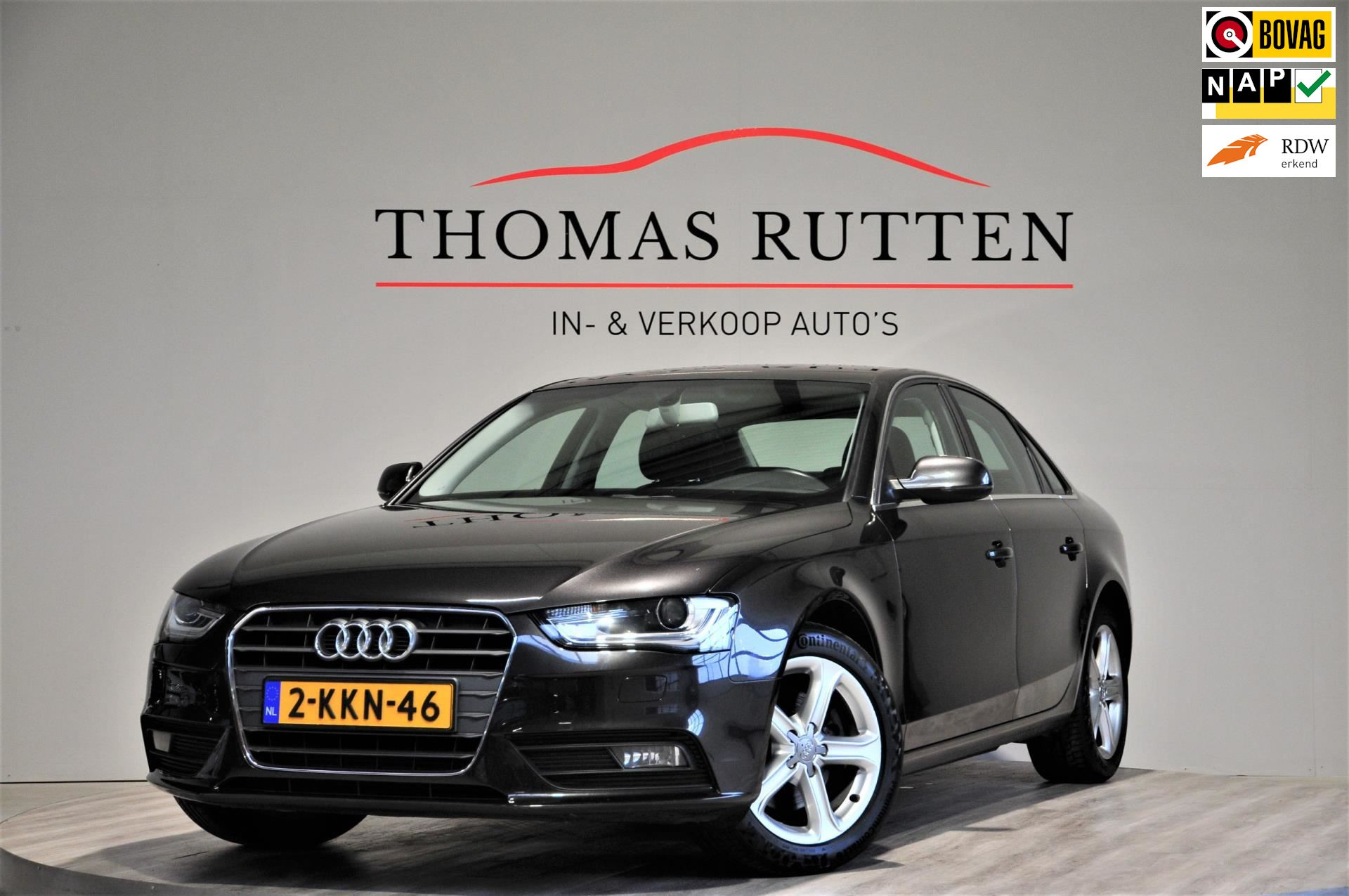 Audi A4 occasion - Autobedrijf Thomas Rutten