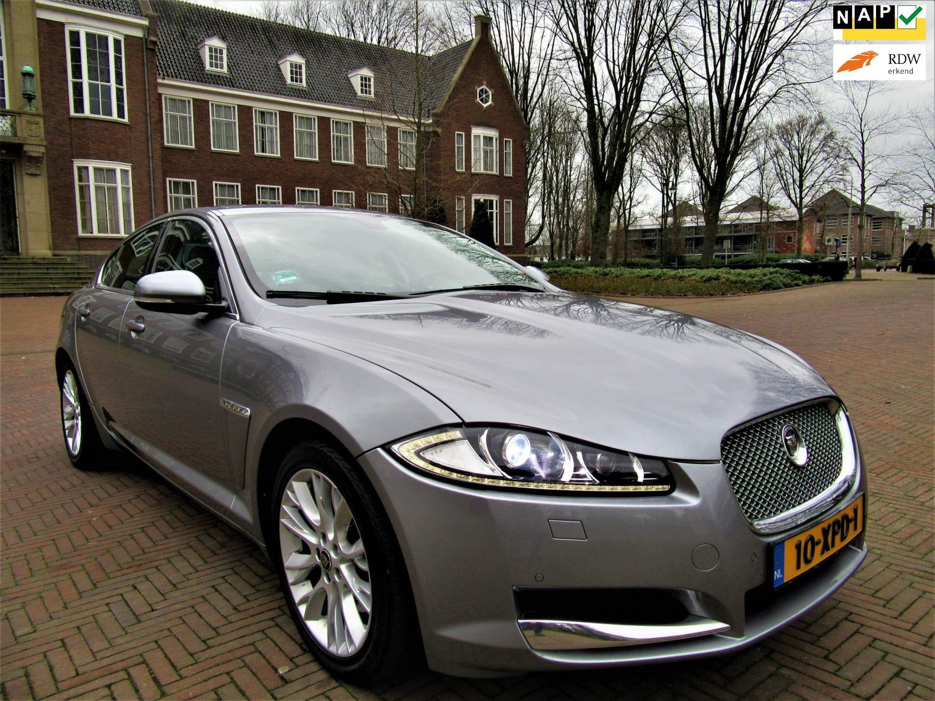 Jaguar XF occasion - C and D Auto's