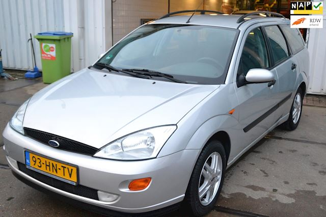 Ford Focus Wagon 1.6-16V Collection APK 8-12-2021