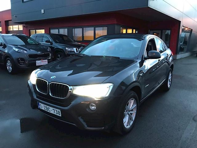 BMW X4 XDrive20d High Executive