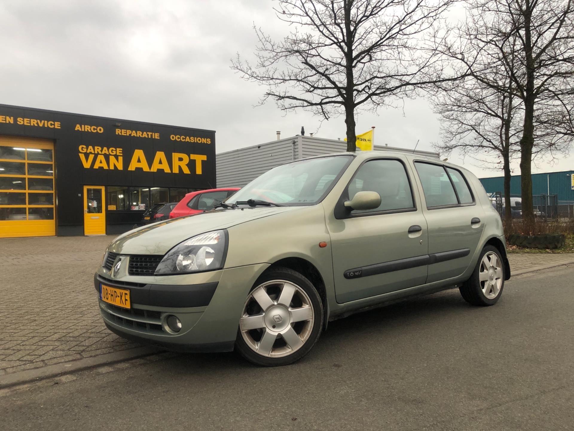 Renault Clio occasion - Garage van Aart
