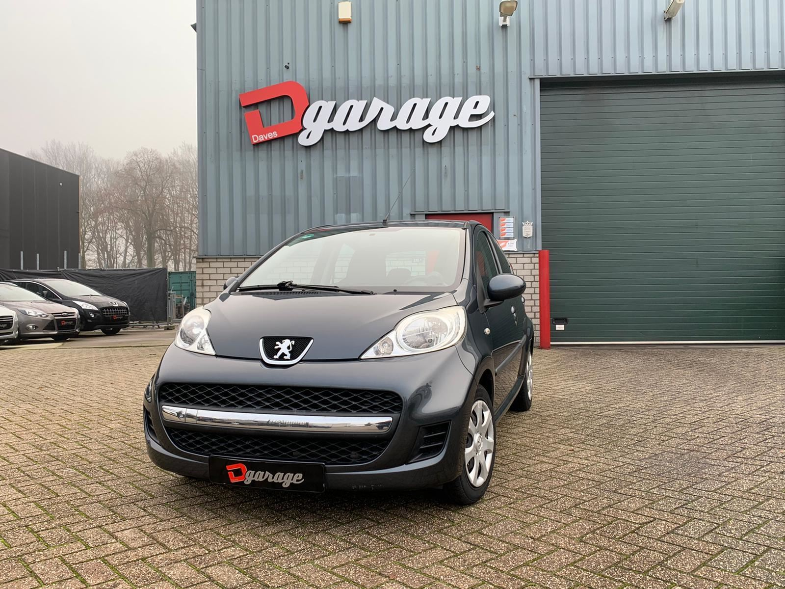 Peugeot 107 occasion - Dave's Garage