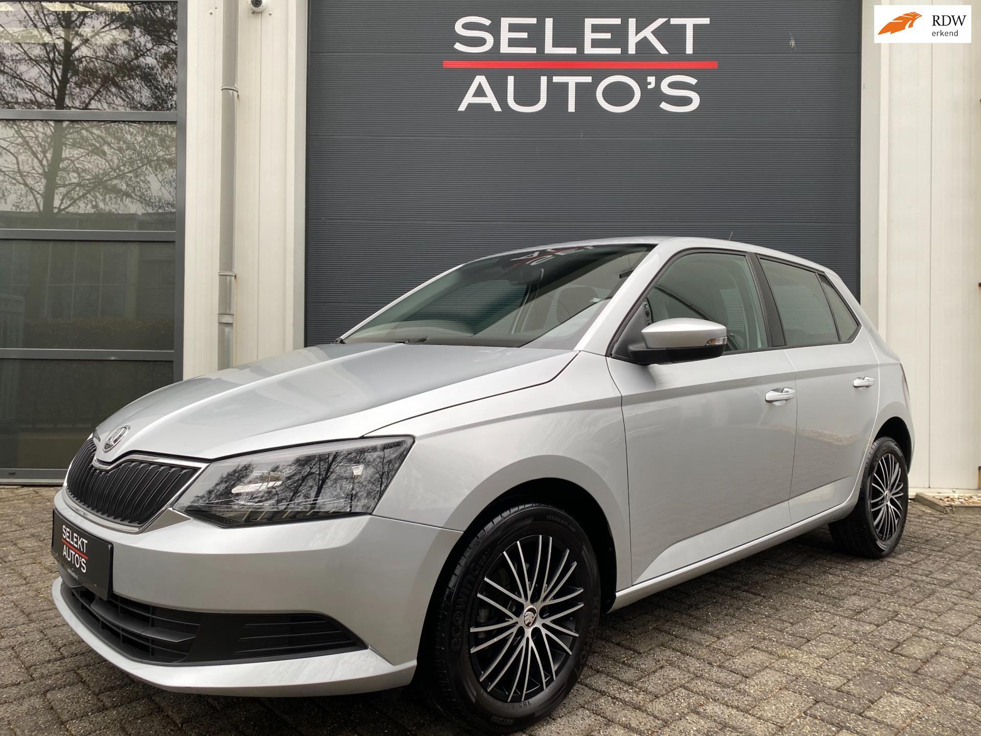 Skoda Fabia occasion - Selekt Auto's