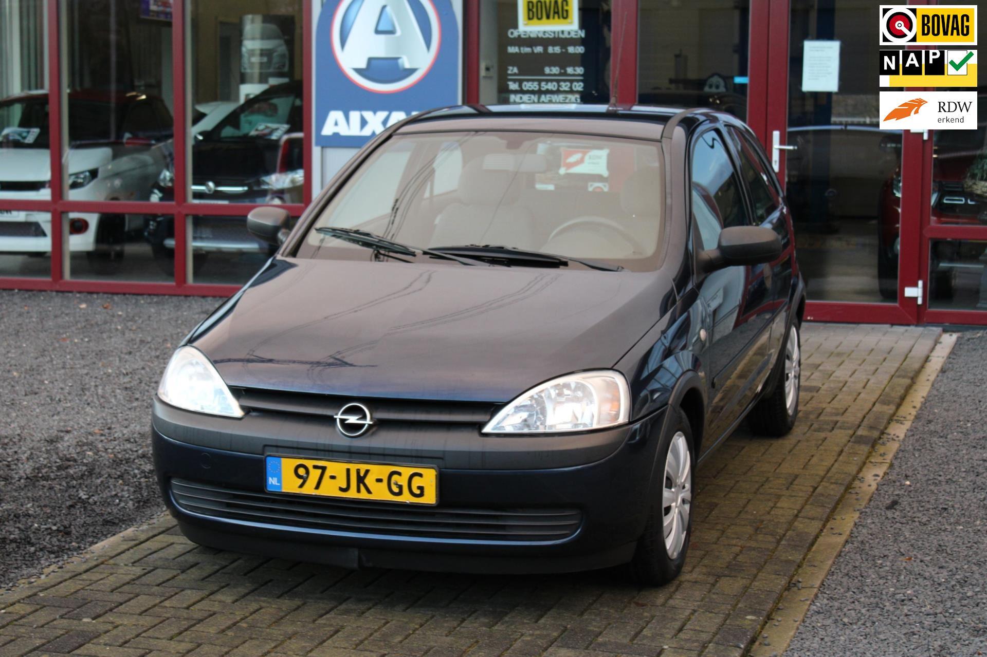 Opel Corsa occasion - Autobedrijf Ton Wilbrink