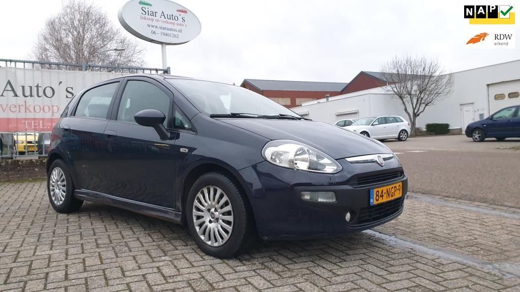 Fiat Punto Evo occasion - Siar Auto's