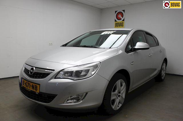 Opel Astra 1.4 Turbo Sport|AUTOMAAT|GARANTIE|AIRCO|STOELVW|NAVI|APK