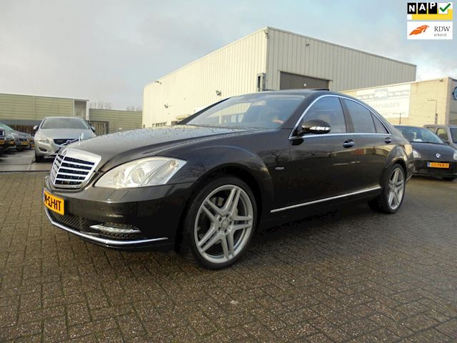 Mercedes-Benz S-klasse 500 Prestige Plus Facelift 2010, Nieuwstaat