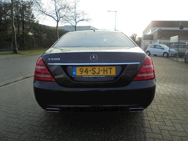 Mercedes-Benz S-klasse 500 Prestige Plus Facelift 2010, Nieuwstaat