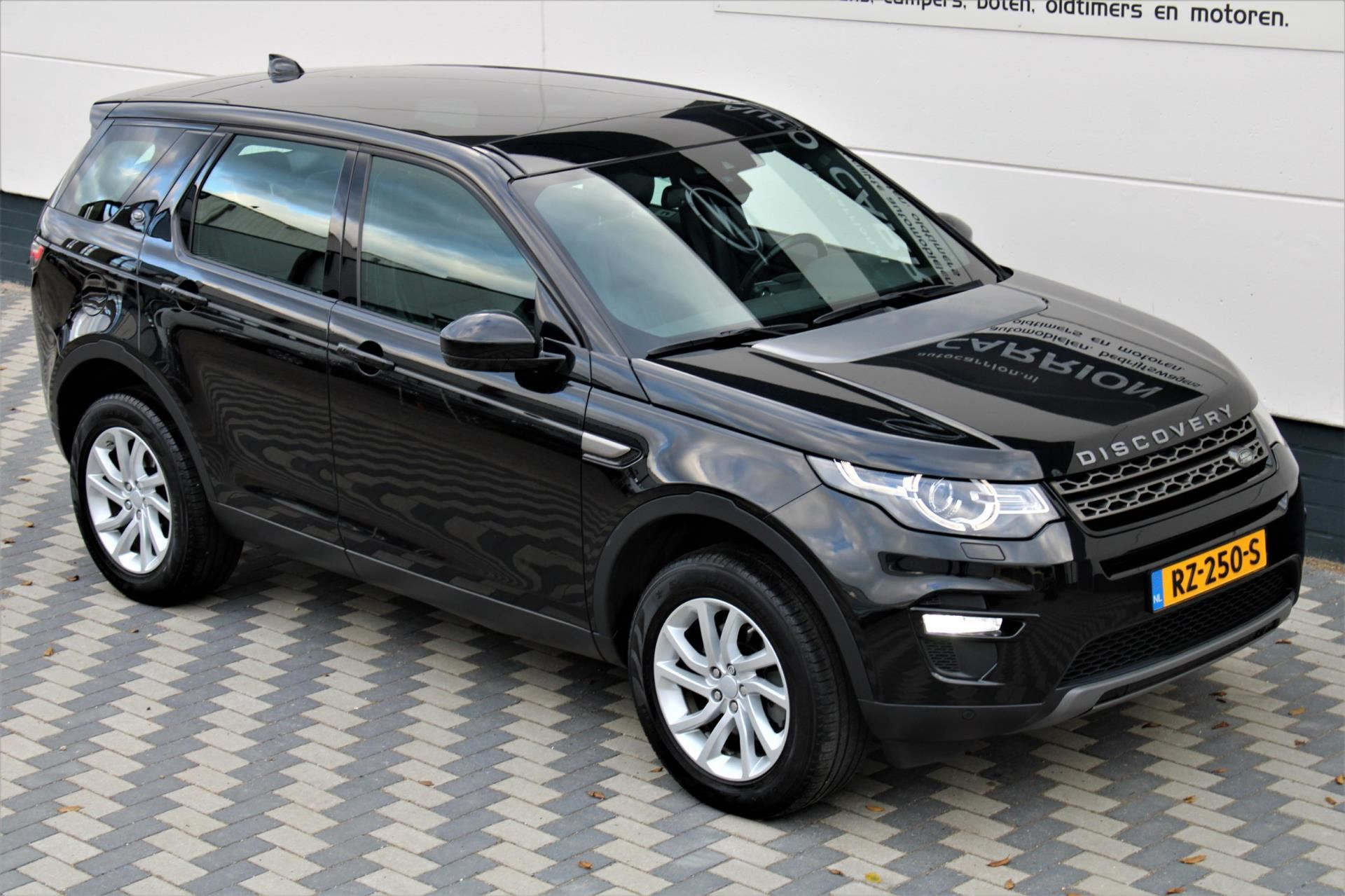 Land Rover Discovery Sport occasion - CARRION