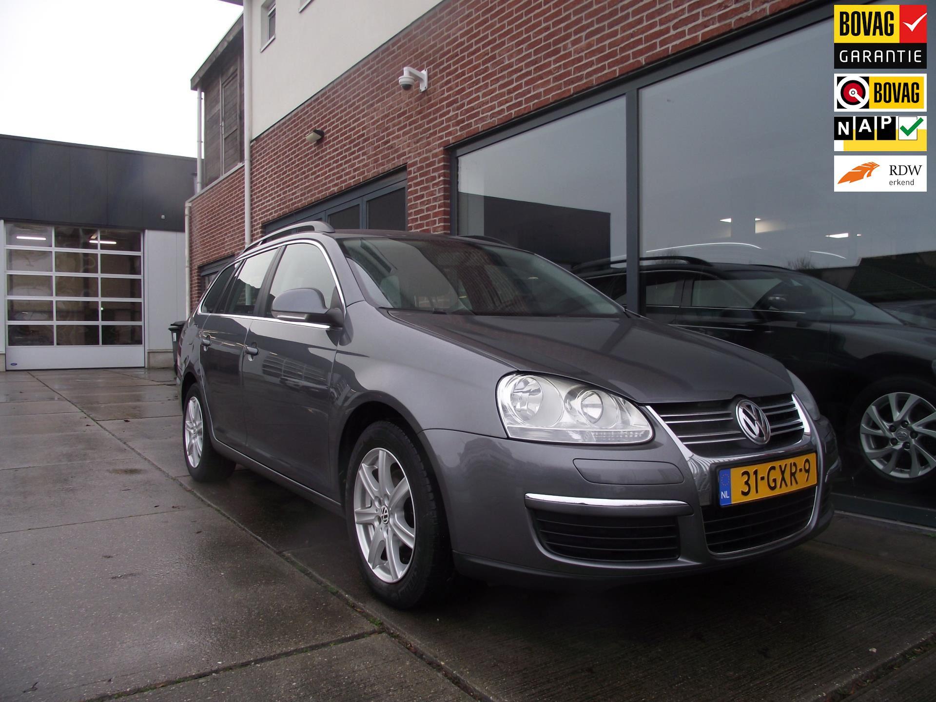 Volkswagen Golf Variant occasion - Autobedrijf de Kramer