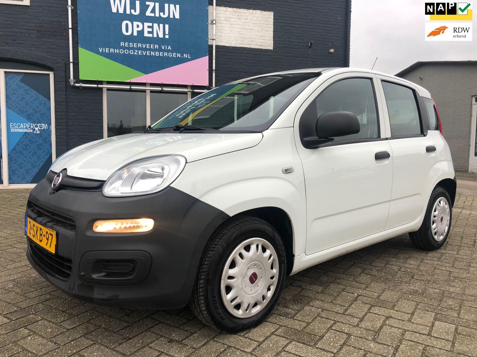 Fiat Panda occasion - Limited Car