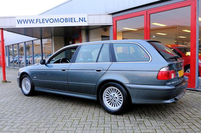 BMW 5-serie occasion - FLEVO Mobiel
