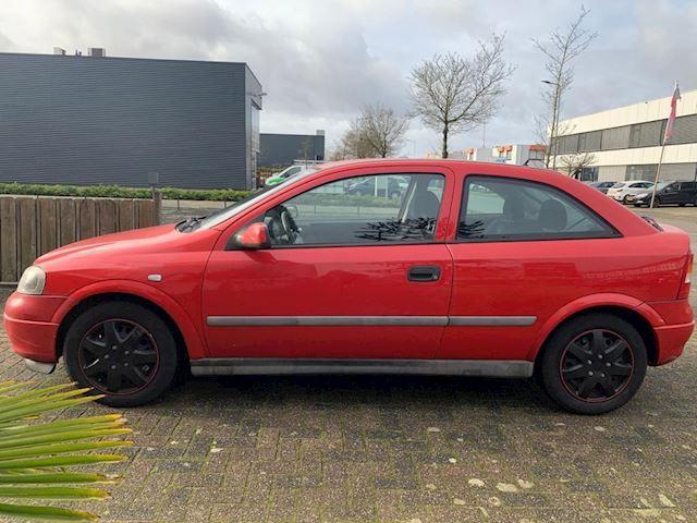Opel Astra occasion - Brabant Auto's