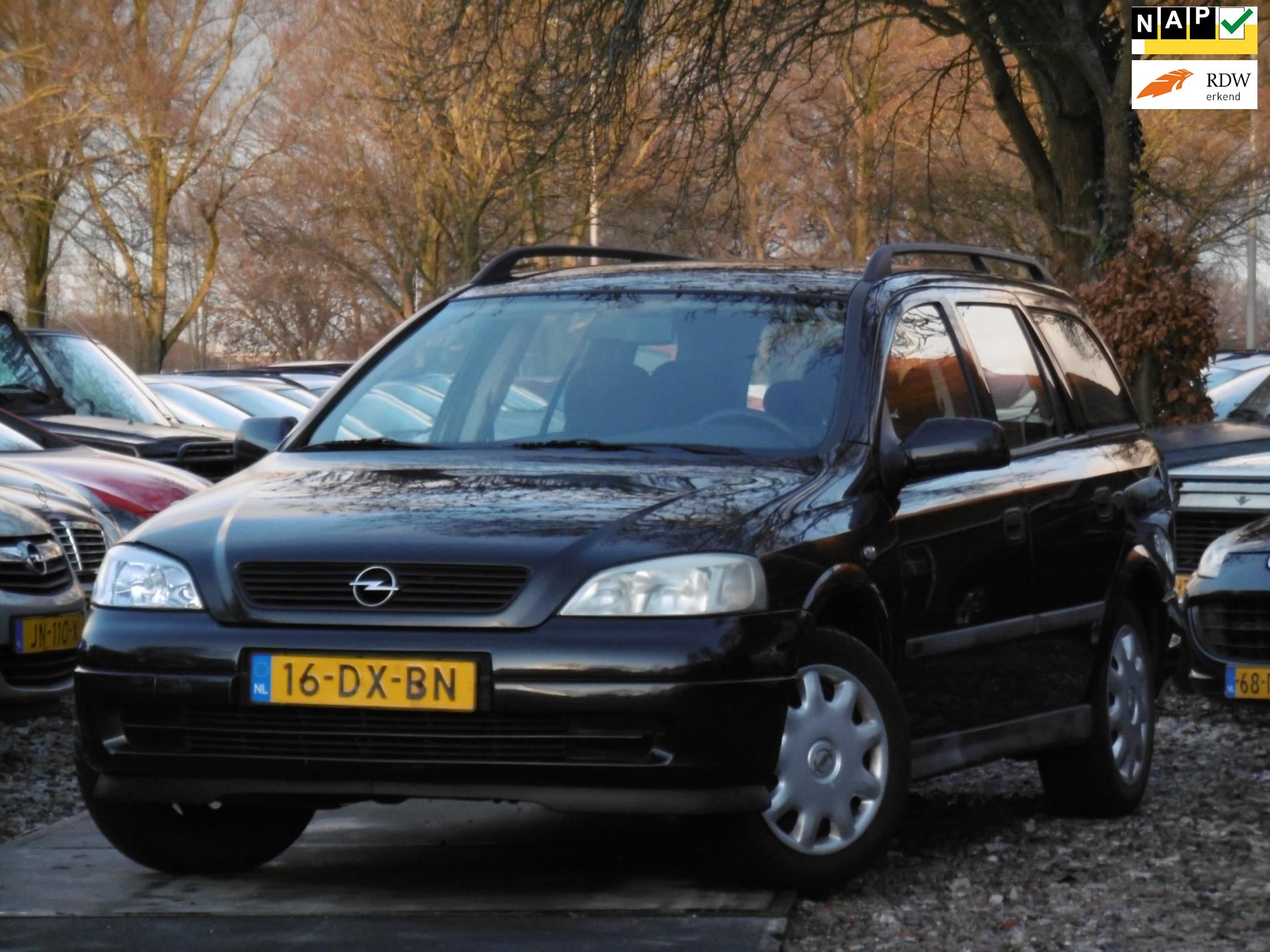 Opel Astra Wagon occasion - Dunant Cars
