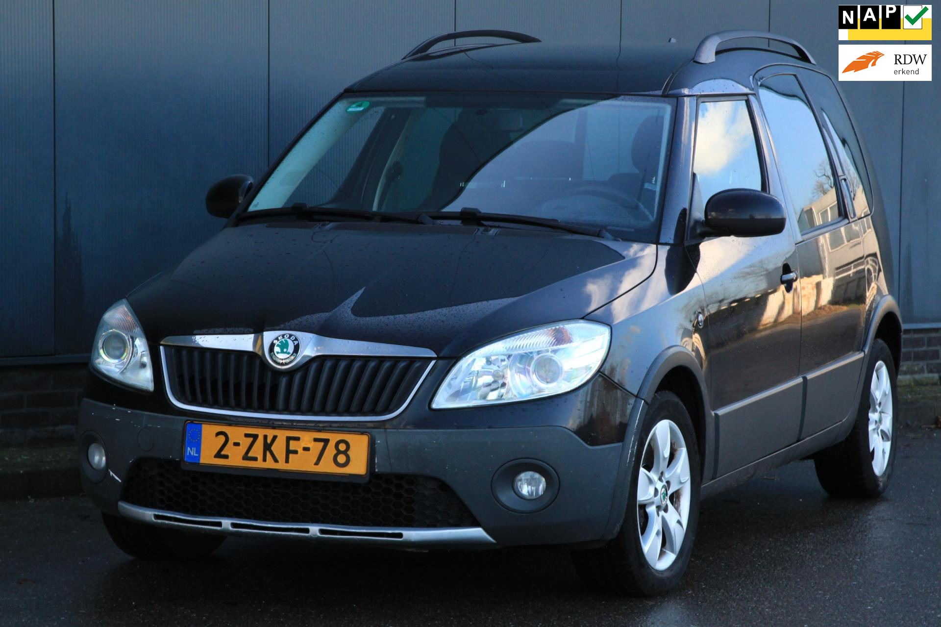 Skoda Roomster occasion - Auto Hoeve B.V.