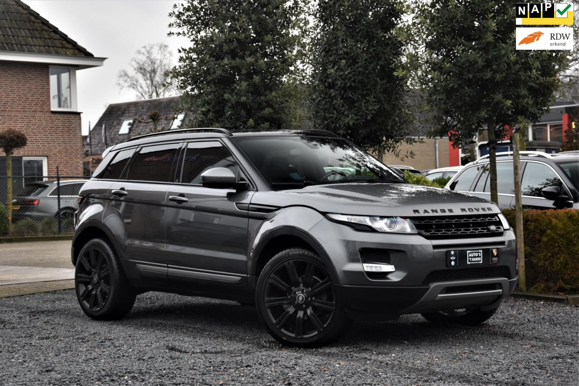 Land Rover Range Rover Evoque occasion - Auto`s `t Harde