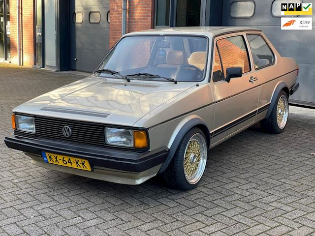 Volkswagen Jetta 1.3 C /1984/UNIEKE AUTO, ENKEL VOOR DE LIEFHEBBER !