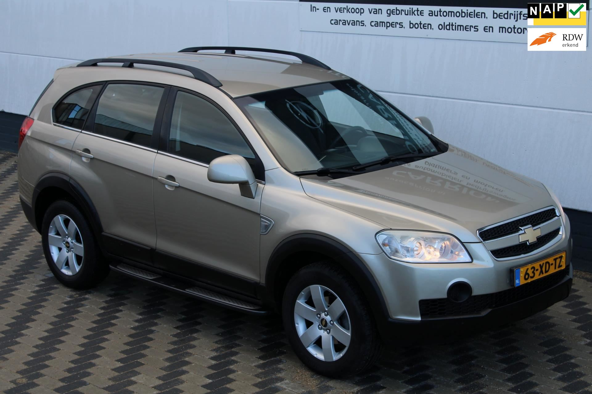 Chevrolet Captiva occasion - CARRION