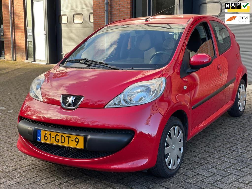 Peugeot 107 occasion - Occasion Center Doorn
