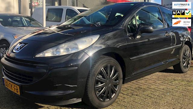 Peugeot 207 1.4 XR Airco APK 183.000 Km NAP