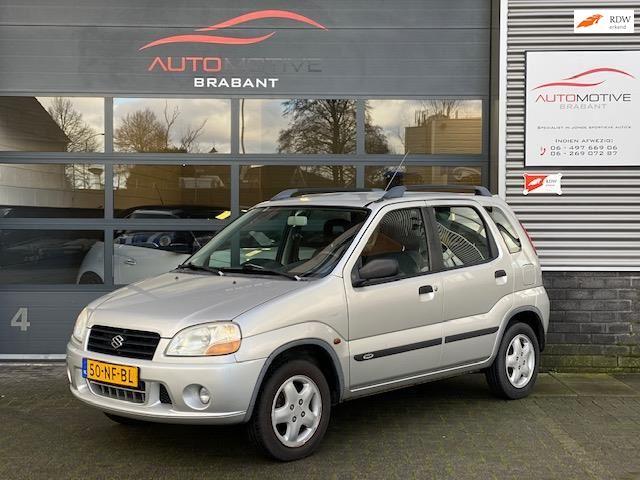 Suzuki Ignis occasion - Automotive Brabant