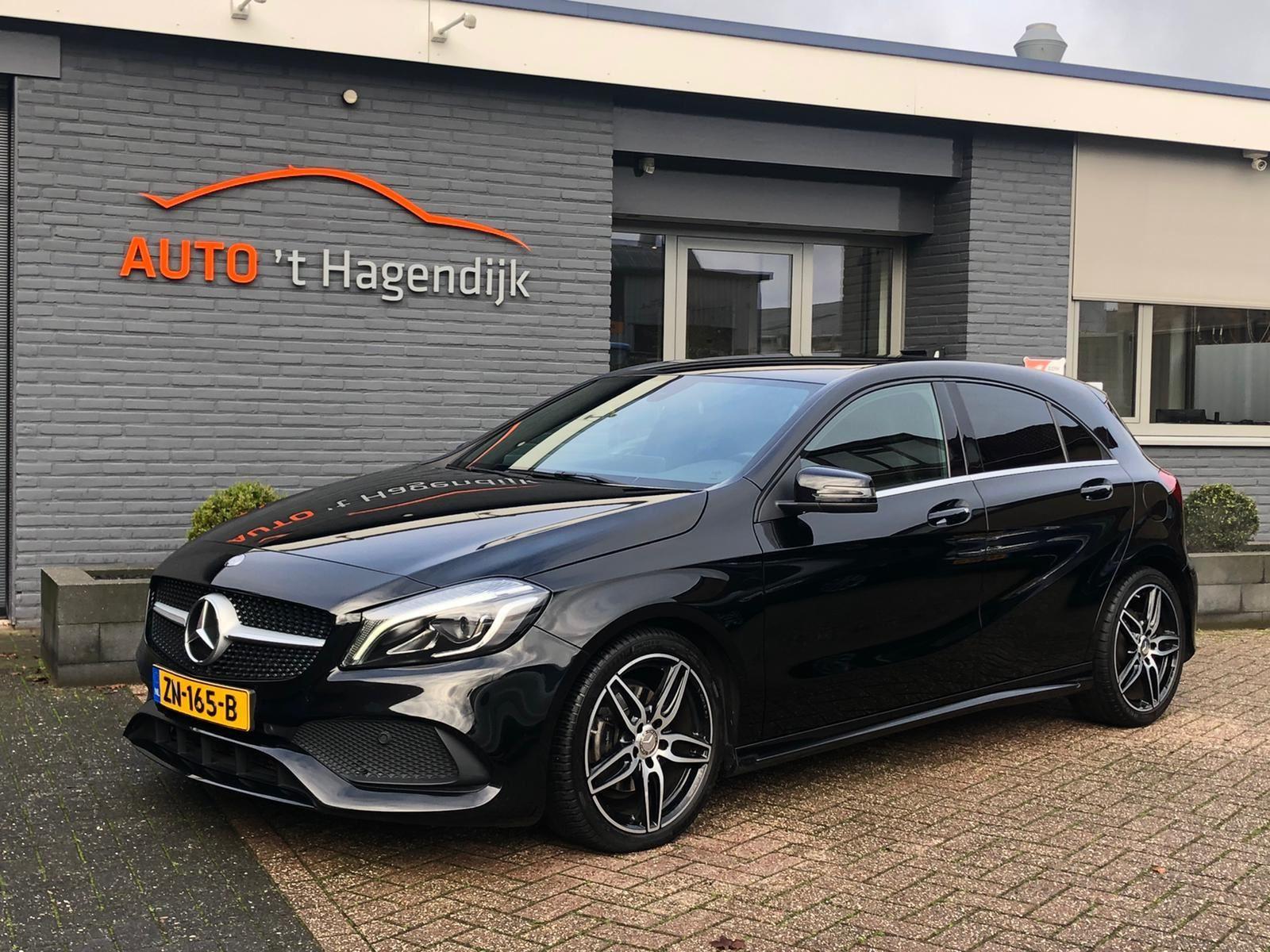 Mercedes-Benz A-klasse occasion - Auto 't Hagendijk