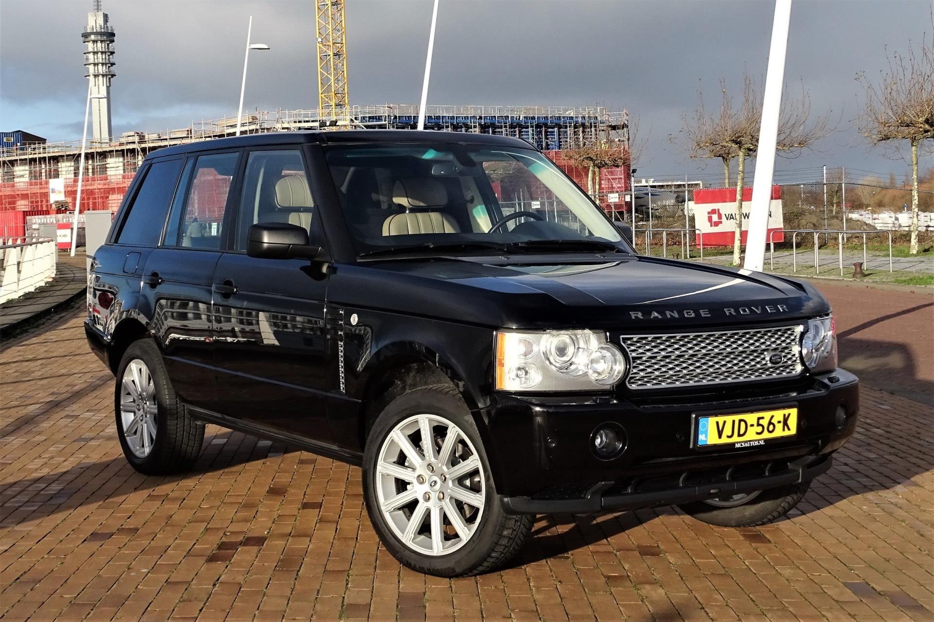 Land Rover RANGE ROVER occasion - MCS Auto's